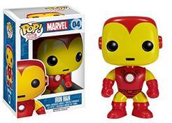 Figura Vinil FUNKO POP! Marvel Homem de Ferro