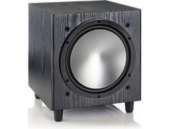 Subwoofer MONITOR AUDIO Bronze W10 Preto