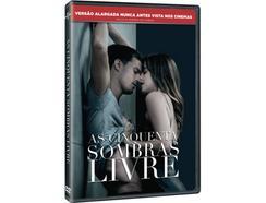 DVD Cinquenta Sombras Livre