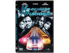 DVD Velocidade Mais Furiosa (Edição Especial)