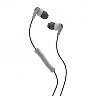 Auriculares Com fio SKULLCANDY Method (In Ear – Noise Canceling – Cinzento)