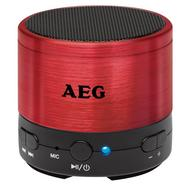 COLUNA BLUETOOTH AEG BSS 4826 RED