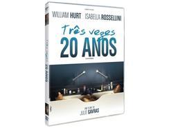 DVD Três Vezes 20 Anos