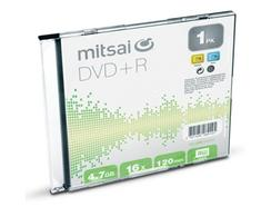 DVD+R MITSAI 4.7GB – 16x