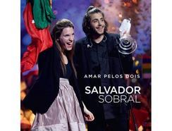 CD Salvador Sobral – Amar pelos Dois