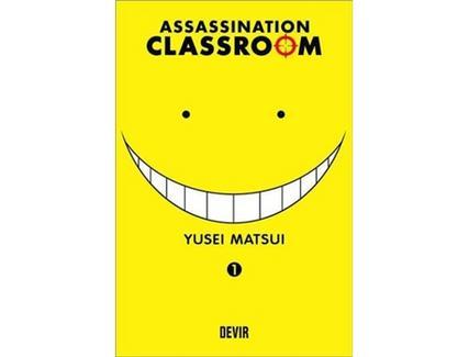 Manga Assassination Classroom 01 de Yusei Matsui
