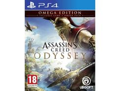 Jogo PS4 Assassin's Creed Odyssey (Omega Edition)