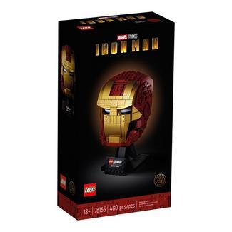 LEGO Marvel Avengers: Capacete Iron Man