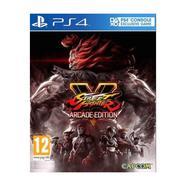 Street Fighter V – Arcade Edition PS4