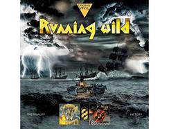 Vinil LP2 Running Wild – Original Vinyl Classics: The Rivalry + Victory