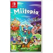 Jogo Nintendo Switch Miitopia