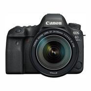 Canon EOS 6D Mark II Kit câmara SLR 26.2MP CMOS Preto