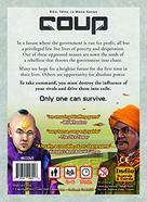 Jogo de Tabuleiro Resistance – Coup (Idade Mínima: 9 – Nível Dificuldade: Baixo)