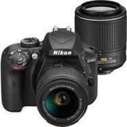 Nikon D3400 + AF-P DX 18-55mm f/3.5-5.6G VR + F-S DX NIKKOR 55-200mm f/4-5.6G ED VR II
