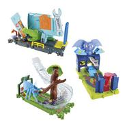 Hot Wheels: Playset City Nemesis Pista de Carros