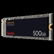 SSD SanDisk Extreme Pro 500GB NVMe M.2
