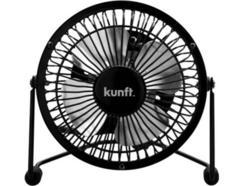 Ventoinha KUNFT USB KVU3366 Preto
