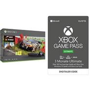 Consola Xbox One S Forza Horizon 4: Lego (1 TB – Branco)