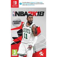 NBA 2K18: Legend Edition – Nintendo Switch