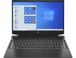 "Portátil Gaming HP Pavilion 16-a0018np (Intel Core i7-10750H – NVIDIA GeForce GTX 1650 Ti – RAM: 16 GB – 512 GB SSD PCIe – 15.6"")"
