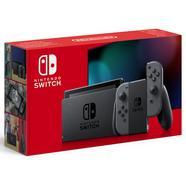 Consola Portátil Nintendo Switch V2 (32 GB – Cinzento)