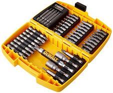 Conjunto de chaves de fendas DeWalt DT71572-QZ, 45 peças