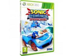 Jogo Xbox 360 Sonic & All-Stars Racing Transformed