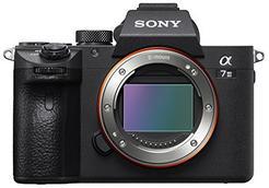 Kit Máquina Fotográfica Mirrorless SONY Alpha 7 III + SEL 24-105 mm (24.2 MP – Sensor: APS-C – ISO: 100 a 51200)