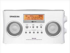 Rádio Portátil SANGEAN PR-D5