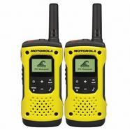 Walkie Talkie Motorola T92 H2O em Amarelo