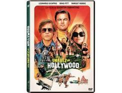DVD Era Uma Vez Em…Hollywood (Quentin Tarantino – 2019)