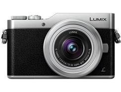Panasonic Lumix DC-GX800 + Lente 12-32mm + Capa + Bateria