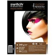 Papel Switch Ultra Glossy Photo – 20 Folhas
