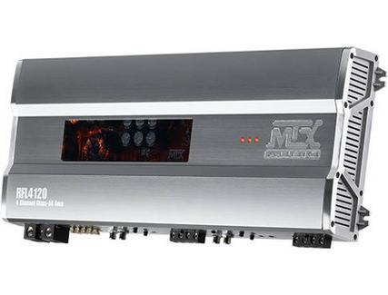 Amplificador Auto MTX RFL4120
