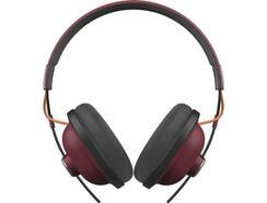 Auscultadores Bluetooth PANASONIC Retro RP-HTX80BE-R em Vermelho