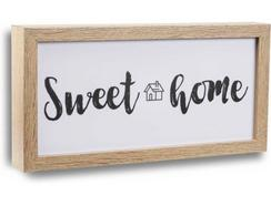 Quadro VERSA Luz Sweet Home