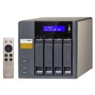 QNAP TS-453A-4G 4 Baías Celeron 1.6GHz Quad Core
