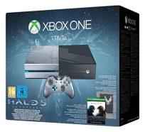 Xbox One – Consola 1 TB Halo 5 Pack Limitada