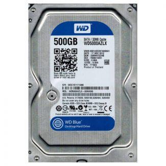 Western Digital Blue 500GB SATA III 32MB