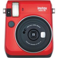 Fujifilm Instax Mini 70 Vermelho