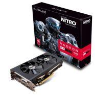 Sapphire RX480 Nitro+ OC 8GB
