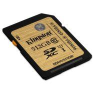 Kingston Technology 512GB SDXC UHS-I Class 10