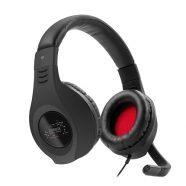 CONIUX STEREO HEADSET BLACK PS4