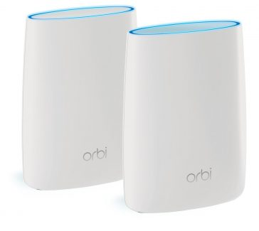 Netgear Orbi RBK50 Dual-band (2.4 GHz / 5 GHz) Gigabit Ethernet Branco