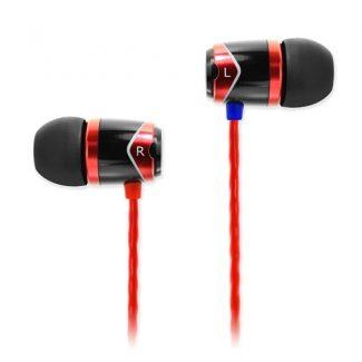 SoundMAGIC E10 Preto/Vermelho