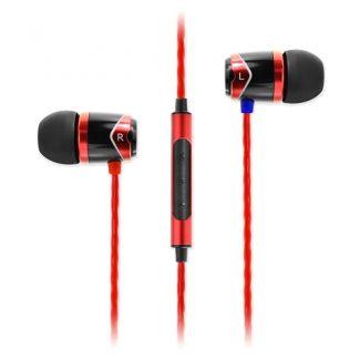 SoundMAGIC E10C Preto/Vermelho
