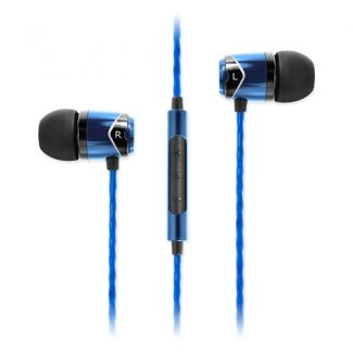 SoundMAGIC E10C Azul/Preto