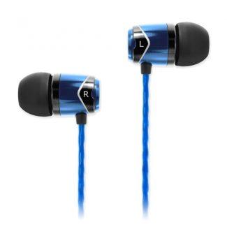 SoundMAGIC E10 Azul/Preto
