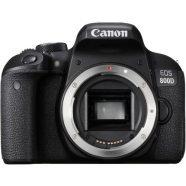 Canon EOS 800D – Corpo
