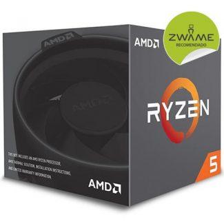 AMD Ryzen 5 1600 Hexa-Core 3.2GHz c/ Turbo 3.6GHz 16MB